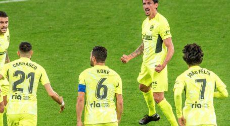 Novi kiks Atletico Madrida, drama na vhu Primere