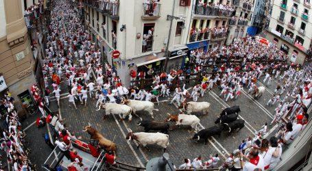 Emotivan i ekonomski udarac stanovnicima Pamplone: Utrka s bikovima ponovno otkazana