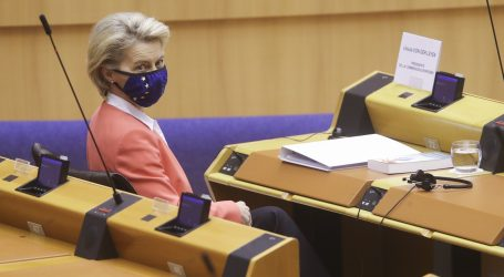 """Von der Leyen: """"Stolica mi je u Ankari uskraćena jer sam žena"""""""