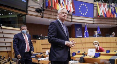 Europski parlament potvrdio trgovinski sporazum o Brexitu