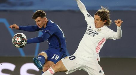 Liga prvaka: Bez pobjednika u susretu Reala i Chelseaja