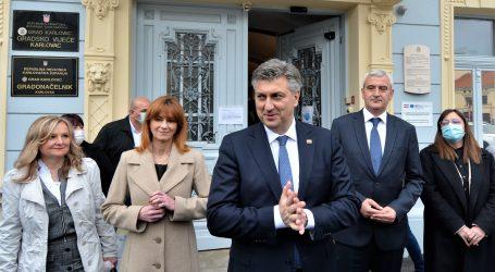 """Plenković: """"Ako se gledaju postignuća, HDZ-ovi kandidati bit će izabrani u prvom krugu"""""""