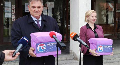 Čačić predao kandidaturu za novi mandat varaždinskog župana
