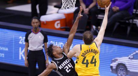 NBA: Bogdanović najbolji strijelac u rekordu Utaha, odličan i Ivica Zubac