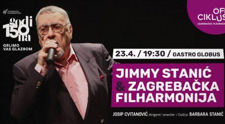 Vječni mladić i Zagrebačka filharmonija: Prolazi sve, ali Jimmy Stanić ne, u petak veliki koncert