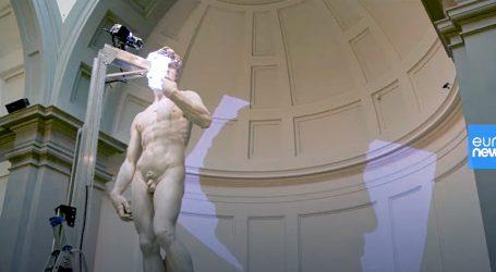 Firenca: Michelangelov David će dobiti vjernu kopiju uz korištenje tehnologije 3D otiska