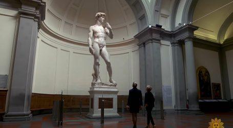 Kopija Michelangelovog Davida stigla u Dubai