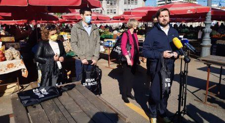 Dan planeta Zemlje obilježen edukativnom akcijom na tržnici Kvatrić