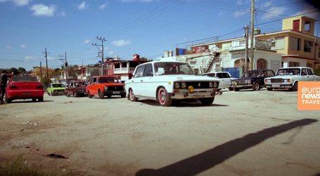 Na Kubi je ruska Lada još uvijek 'statusni simbol'