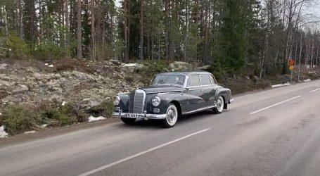 Legendarni automobili: Mercedes-Benz 300 slavi 70. rođendan