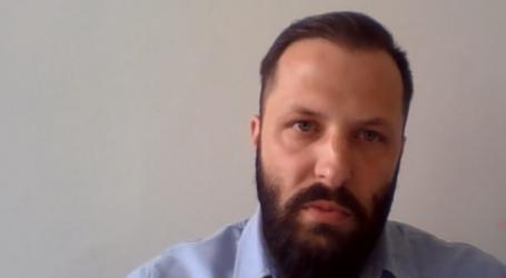 """SDP-ov gradonačelnik Ploča Krstičević: """"Beroševe priče o tome što je imao u planu su samo priče, nema od toga ništa"""""""