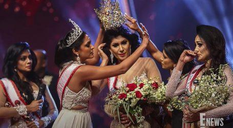 Kaos na Šri Lanki: Naguravanje i oduzimanje krune na natjecanju ljepote Mrs. World