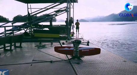 Predstavljena bespilotna letjelica koja može roniti do dubine od 50 metara