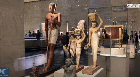 Otvoren Nacionalni muzej egipatske civilizacije, uskoro će se moći razgledati mumije