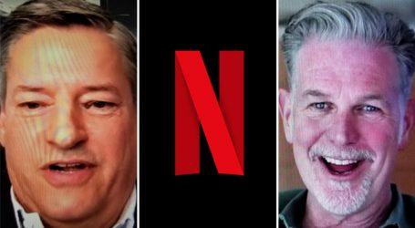 Godišnja plaća dvojice direktora Netflixa ukupno iznosi 83,5 milijuna dolara