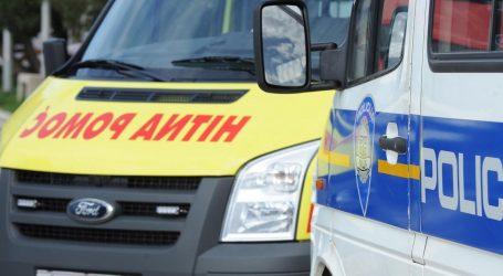 U prevrtanju automobila na Čiovu ozlijeđeno pet osoba