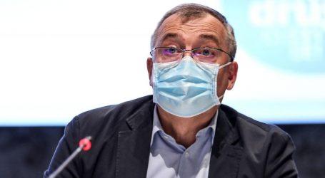 """Krunoslav Capak: """"Udio pozitivnih među testiranima nam govori da epidemija bukti"""""""