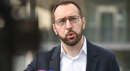 """Tomašević: """"Upišete u Google 'Plenković nisam znao', dobijete 125.000 rezultata"""""""