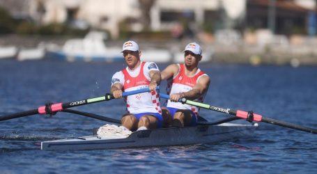 Braća Sinković otputovala na Europsko prvenstvo u veslanju