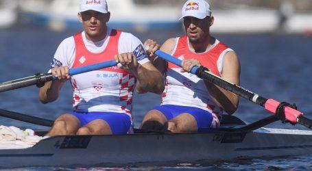 Valent i Martin Sinković lako u polufinale Europskog prvenstva