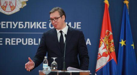 """Vučić: """"Srbija ne stoji iza 'non papera' o Kosovu i neće priznati kosovsku neovisnost"""""""