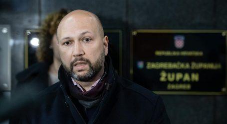 SDP-ov kandidat za župana Zagrebačke županije Zmajlović policiji prijavio da prima prijetnje jer ukazuje na korupciju