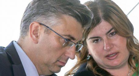 Uskok u 'aferi vjetroelektrane' osumnjičio i bivšu ministricu Žalac, ona je 22-okrivljena