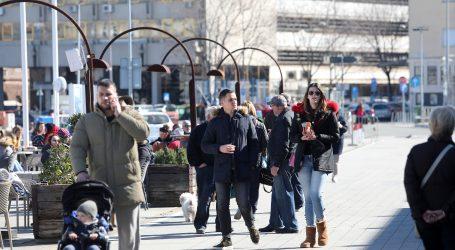 Od ponedjeljka se otvaraju terase kafića i ugostiteljskih objekata te trgovine u Primorsko-goranskoj županiji