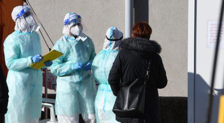 U Hrvatskoj zabilježeno 2599 novih slučajeva, preminulo 50 osoba