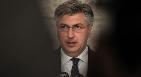 """Plenković u Saboru o Nacionalnom planu oporavka: """"Ovo nije novac iz helikoptera ili novac koji ćemo pustiti kroz neki bojler"""""""
