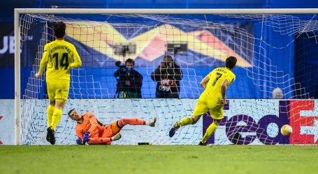 Villarreal slavio na Maksimiru u prvoj utakmici četvrtfinala Europske lige