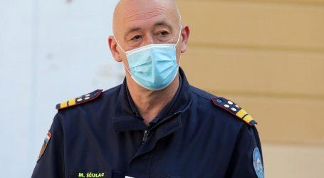 """Šćulac: """"U Primorsko-goranskoj županiji ukidamo lockdown kad bude ispod sto zaraženih na dan"""""""