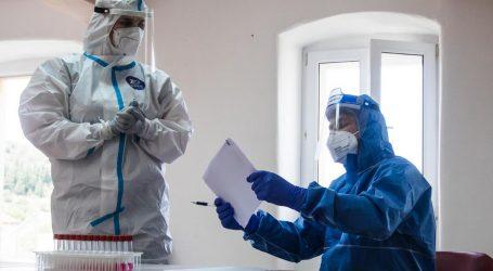 Stožer: Testirano 6333 uzorka, 735 novooboljelih, preminulo 30 osoba