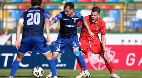 Gorica i Varaždin odigrali bez golova
