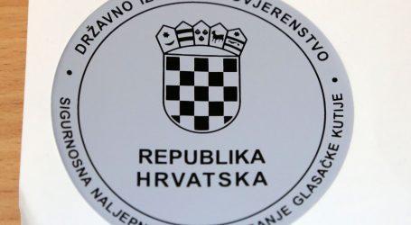 Državno izborno povjerenstvo o primopredaji kandidature, medijskom praćenju i epidemiološkim mjerama