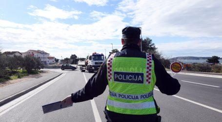 Vidno pijani vozač odbio policijsko zaustavljanje i skrivio nesreću, kažnjen je s 28.500 kuna
