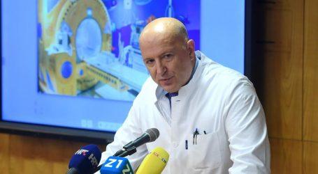 """Ravnatelj Roić: """"Nadamo se da je naša mala pacijentica našla utjehu u vječnosti"""""""
