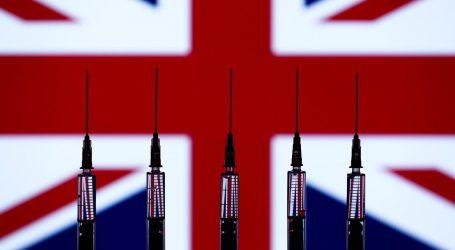 Velika Britanija: U samo 24 sata građani primili više od 600 tisuća doza cjepiva