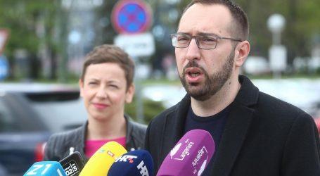 """Tomašević: """"Raste broj naših članova. U Skupštini ćemo gledati je li dobar prijedlog, a ne od koga je došao"""""""