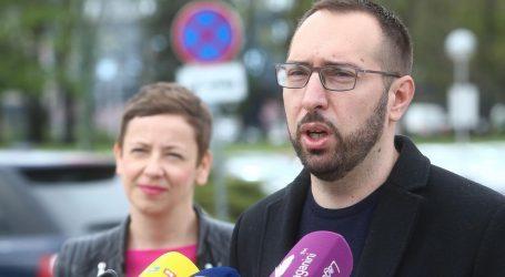 Tomislav Tomašević predstavio kandidate za zamjenike gradonačelnika