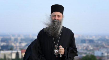 Partrijarh SPC-a Porfirije čestitao Uskrs