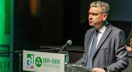 IDS podržava zabranu fašističkih simbola