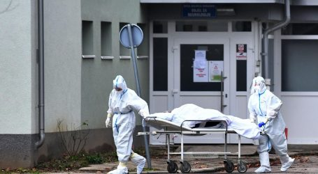 U varaždinskoj bolnici kao u studenome, dnevno primaju najmanje pet teško bolesnih