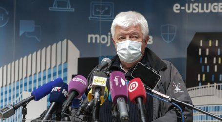 U Zagrebu počelo masovno cijepljenje, objavljeni detalji