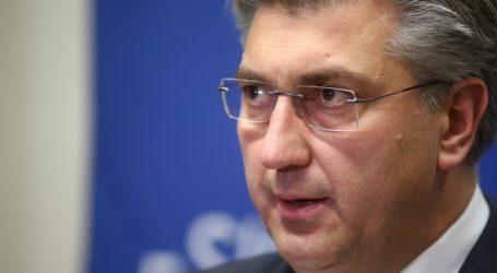 """Plenković:  """"Ne vidim sistemski problem s lijekovima, on je više u eteru nego u realnosti"""""""