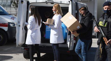U Hrvatsku stigle prve doze Johnson&Johnson cjepiva, upotreba na čekanju do odluke Europske agencije za lijekove