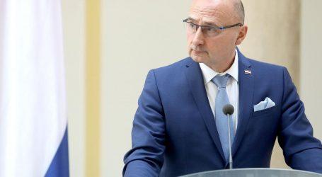 """Ministar vanjskih poslova Grlić Radman: """"Hrvatska je prijatelj BiH, protivi se svakom prekrajanju granica"""""""