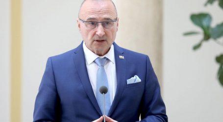 """Grlić Radman: """"Nitko u EU ne zagovara podjelu BiH, a Hrvatska je tu dosljedna"""""""