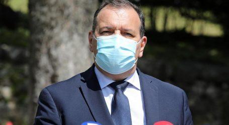 """Ministar Beroš: """"Riječki KBC se dobro pripremio i promišljeno odgovorio izazovu pandemije"""""""