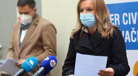 Karlovac: Stožer donio plan cijepljenja i za neke škole ukinuo nastavu na daljinu